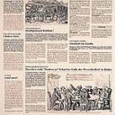 Aus dem Zeitgeschehen in den Jahren 1805-1914. Wandzeitung des WGM.
